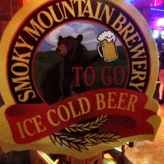 Photo taken at Smoky Mountain Brewery by Keith W. on 11/4/2012