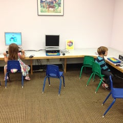 Photo taken at Southdale Library by Gregg E. on 10/1/2012