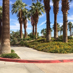 Photo taken at Palm Springs, CA by Kim on 11/13/2015