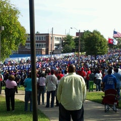 Photo taken at Tennessee State University by Deedee F. on 9/29/2012