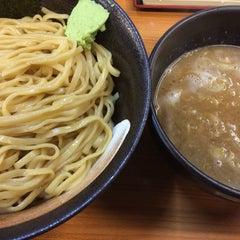 Photo taken at すーぷ道 連 by Koichiro O. on 4/4/2015