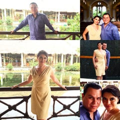 Photo taken at The Royal Suites Yucatán by Mayki M. on 7/5/2015
