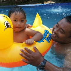 Photo taken at Suncity Waterpark by Charina N. on 2/8/2015