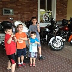 Photo taken at Arrowhead Harley-Davidson by Carmie A. on 4/8/2013