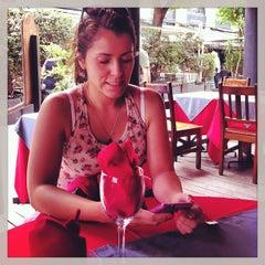 Photo taken at Restaurante Las Martas by Sebastián C. on 2/18/2013