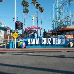 Photo taken at Santa Cruz Beach Boardwalk by Tyler J. on 5/31/2013