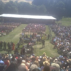 Photo taken at Saint Mary's College of California by Andrew Rudy G. on 5/25/2013