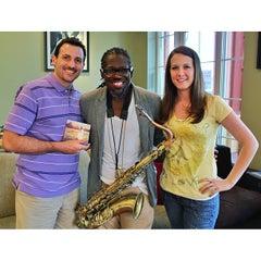 Photo taken at Fusion Coffeehouse by eZra b. on 8/18/2013