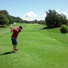 Photo taken at Benona Shores Golf Course by Matt W. on 8/3/2013