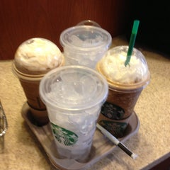 Photo taken at Starbucks by InkedPixie on 4/24/2013