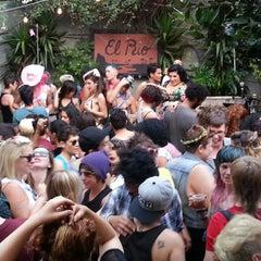 Photo taken at El Rio by Violet B. on 7/1/2013