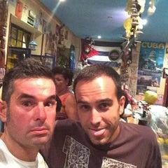 Photo taken at Bar Santa Ana by Rul on 8/9/2014