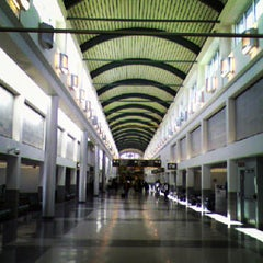 Photo taken at Louis Armstrong New Orleans International Airport (MSY) by Aakhmed on 6/21/2013