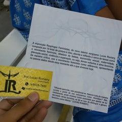 Photo taken at Unit - Universidade Tiradentes by John K. on 11/10/2014