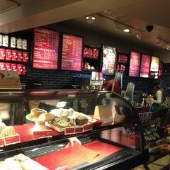 Photo taken at Starbucks by Takanori M. on 11/18/2012