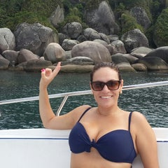 Foto tirada no(a) Ilha do Arvoredo por Juliana T. em 1/2/2014
