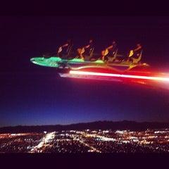 Photo taken at Xscream - Stratosphere by Valerie B. on 11/6/2012