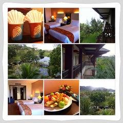 Photo taken at Nexus Resort & Spa Karambunai, Nexus Villas & Suite by SUPERADRIANME on 1/20/2013