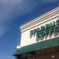 Photo taken at Starbucks by David S. on 4/25/2013