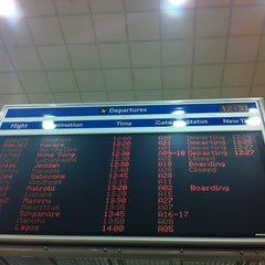 Photo taken at Terminal A International Departures by Lauchande G. on 5/5/2013