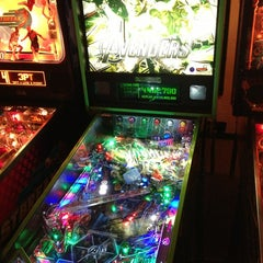Photo taken at CP Pinball by Ryan W. on 1/19/2013