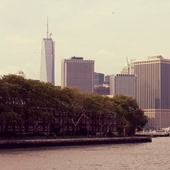 Photo taken at Governors Island Ferry by Darius A. on 7/29/2013