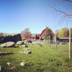 Photo taken at Weir River Farm by Lindsay K. on 5/3/2013