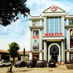 Photo taken at Martin Store by Juki on 12/31/2012