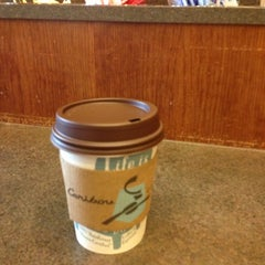 Photo taken at Caribou Coffee by Maria H. on 6/13/2013