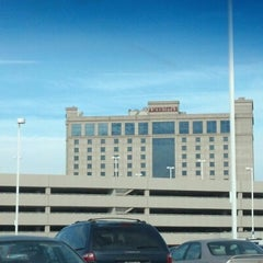 Photo taken at Ameristar Casino & Hotel by Ms. L. on 1/19/2013