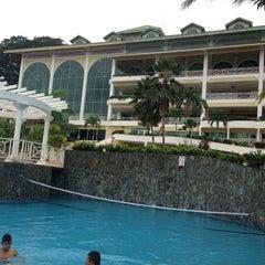 Photo taken at Gamboa Rainforest Resort by Chino O. on 7/19/2013