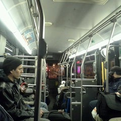 Photo taken at MTA - Q33 Bus by Olena S. on 2/15/2013