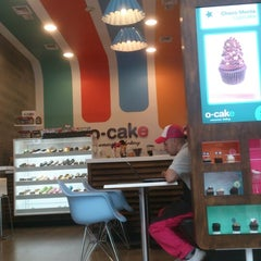 Photo taken at O-cake by Victor L. on 3/12/2013