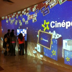 Photo taken at Cinépolis by Alberto A. on 5/9/2013