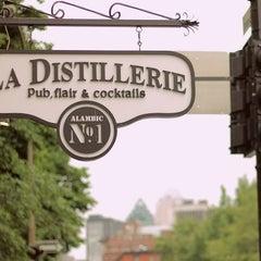 Photo taken at La Distillerie No. 1 by Thrillist on 6/26/2013