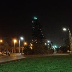 Photo taken at Al Corniche Walk   ممشى الكورنيش by Tech on 11/1/2012