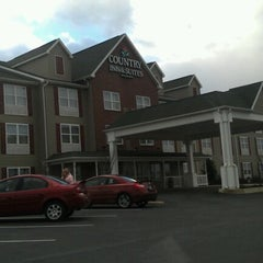 Photo taken at Country Inn & Suites By Carlson, Chambersburg, PA by Tim N. on 1/31/2013