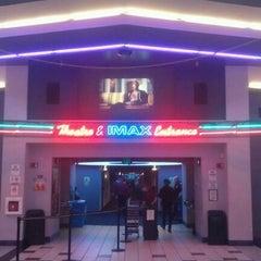 Photo taken at Regal Cinemas Transit Center 18 & IMAX by Tim N. on 2/10/2013