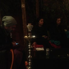 Photo taken at The Garden House/Shisha by BasaKatie on 12/25/2012