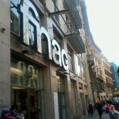 Photo taken at Fnac by Francesco P. on 10/6/2012