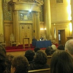 Photo taken at Congregation Beth Elohim by Simcha L. on 11/2/2012