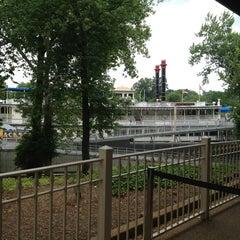 Photo taken at General Jackson Showboat by Caroline H. on 5/31/2013