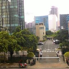 Photo taken at Plaza Kuningan by Kustiyani S. on 1/10/2015