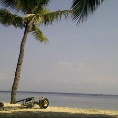 Photo taken at Pulau Ayer by Niko P. on 6/22/2013