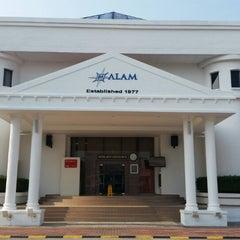 Photo taken at Akademi Laut Malaysia (ALAM) by Muhammad A. on 3/19/2015