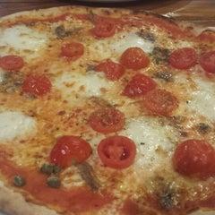 Photo taken at Pizzeria Prima O Poi by Massimo Z. on 8/10/2014