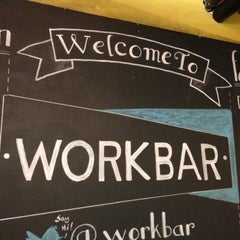 Photo taken at Workbar by Apps A. on 8/8/2013