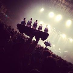 Photo taken at Estadio Malvinas Argentinas by Patricio B. on 9/16/2012