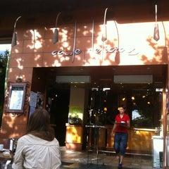 Photo taken at Café Delicias by Beltran P. on 9/25/2012