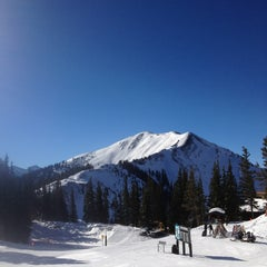 Photo taken at Aspen Highlands by Sam K. on 2/4/2013